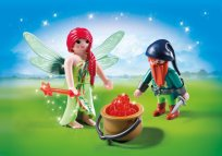 Elf i krasnal Playmobil Duo Pack
