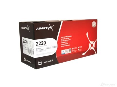 TONER CZARNY DO DRUKAREK BROTHER ZAMIENNIK BROTHER TN-2220