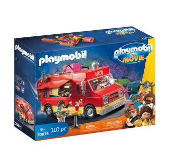 The Movie Foof Truck Del'a Playmobil 70075