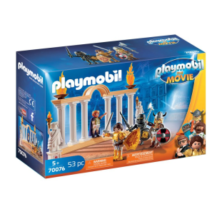 The Movie Cesarz Maximus W Koloseum Playmobil 70076
