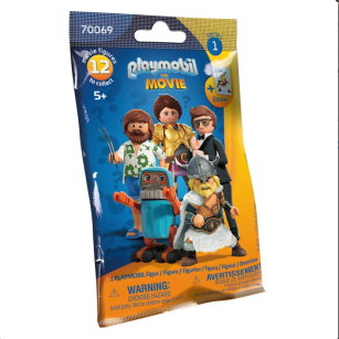 The Movie Figures (1 Edycja) Playmobil 70069