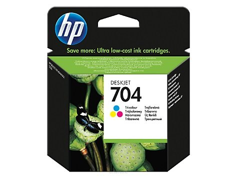 Tusz HP 704 Color CN693AE DeskJet Ink Advantage 2060