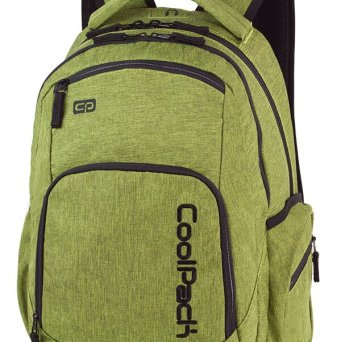 Plecak CoolPack Break Lime Silver 90537CP
