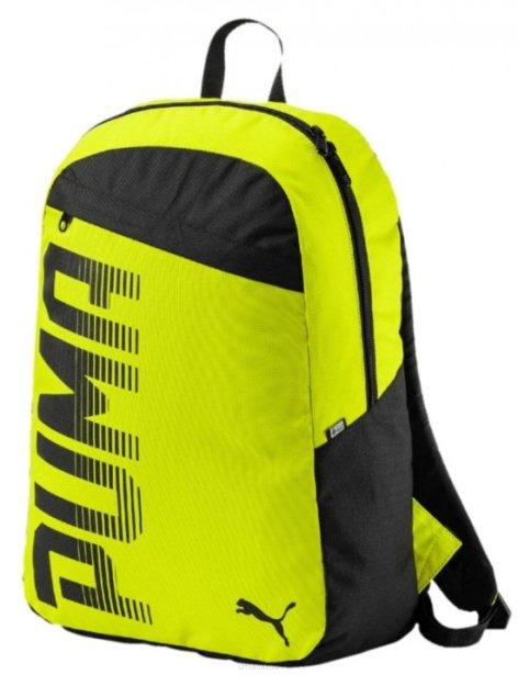 038bfc32a98e5 Plecak Puma Pioneer Oliwkowy Artykuły szkolne i biurowe