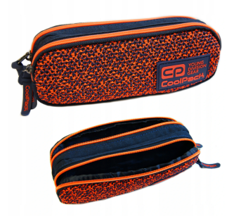 Piórnik Saszetka CoolPack Clio Orange