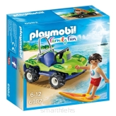 Surfer z buggy Playmobil 6982