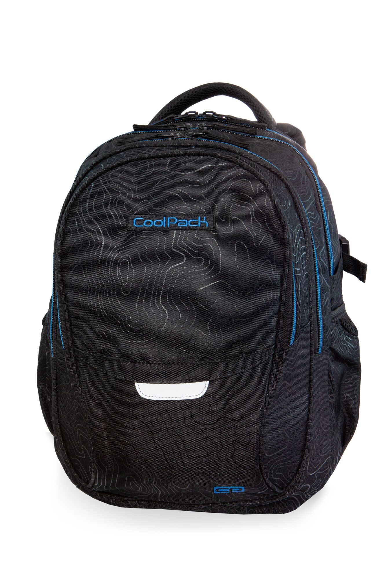 Plecak CoolPack Factor XL Topography Blue B02003